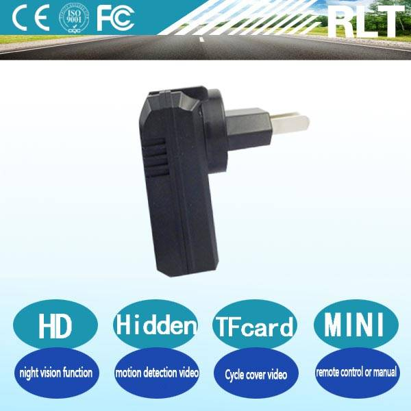 High quality Hot sales Portable Charger Hidden Camera Night Vision