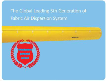 UR air dispersion system