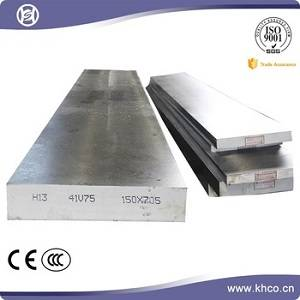 Hot Forged Alloy Tool Steel Plate AISI H13