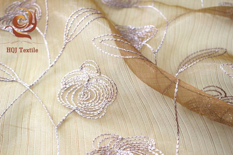 alibaba gold supplier voile curtain