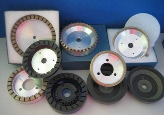 diamond grinding wheel for glass