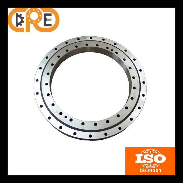 010.20.200 Nongeared 304*144*60mm Single Row Four Point Contact Ball Slewing bearings