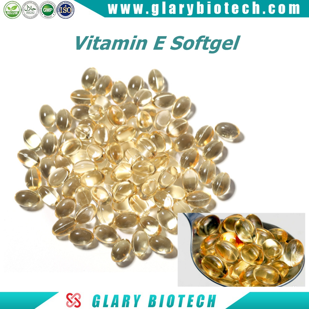 Vitamin E Softgel