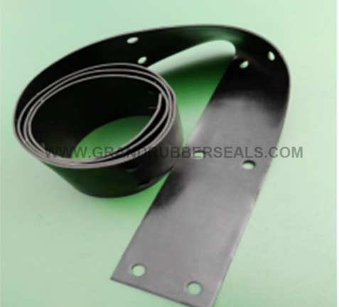 Rubber Strip With Holes