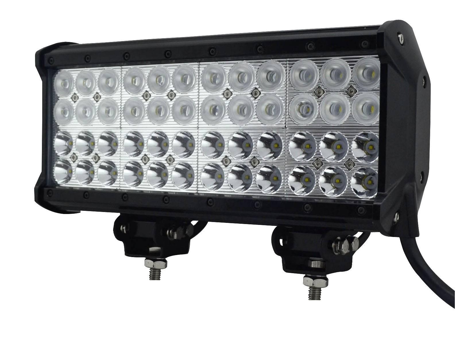 12 inch 144W CREE LED Work Light Bars Spot Light Flood Light Combo Light