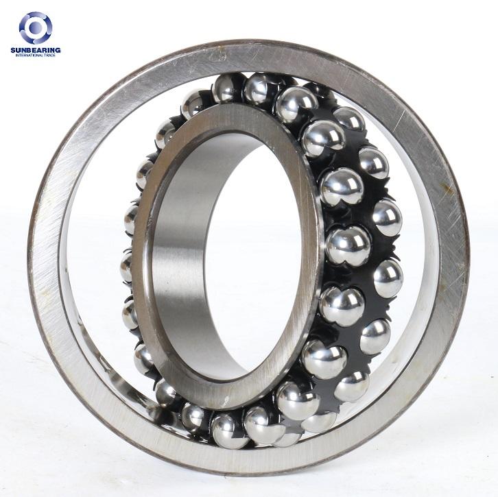 1214 Self-Aligning Ball Bearing Chrome Steel SUNBEARING