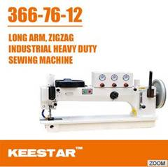 Long arm sail sewing machine 366-76-12