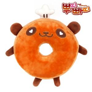 doughnut plush toy