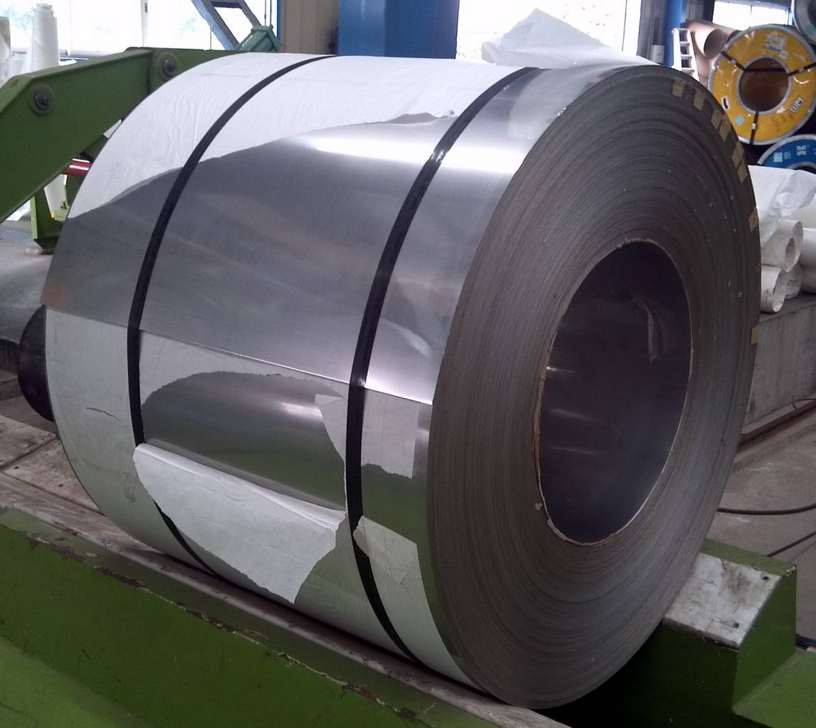s31803 cold rolled stainless steel coil BA finish Bao Materil!