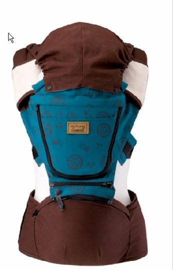 AGABANG BABY HIP SEAT CARRIER(Brown)