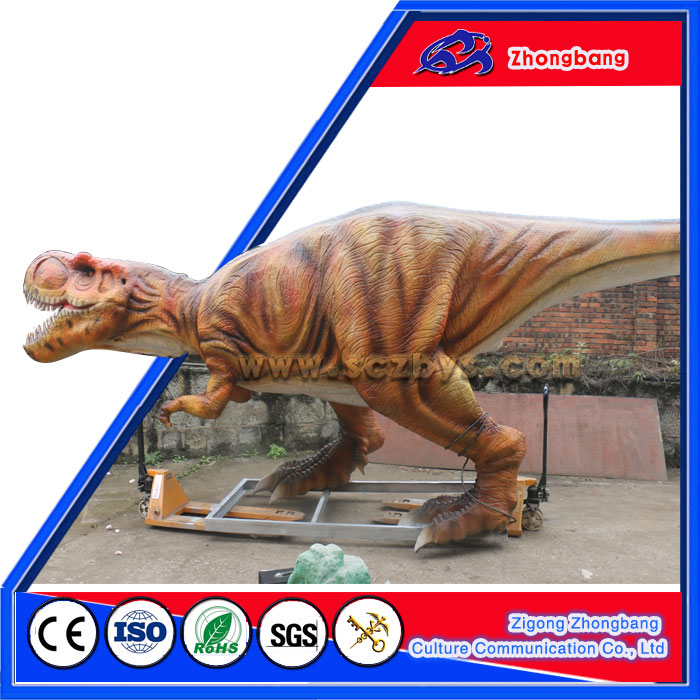 Wanderful Playground Equipment Exhibition Dinosaur
