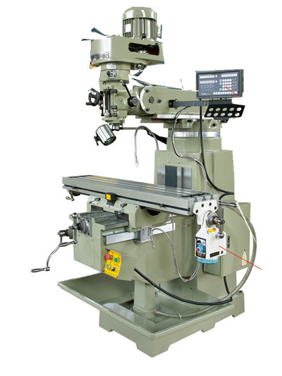 Quality Turret Milling machine from China