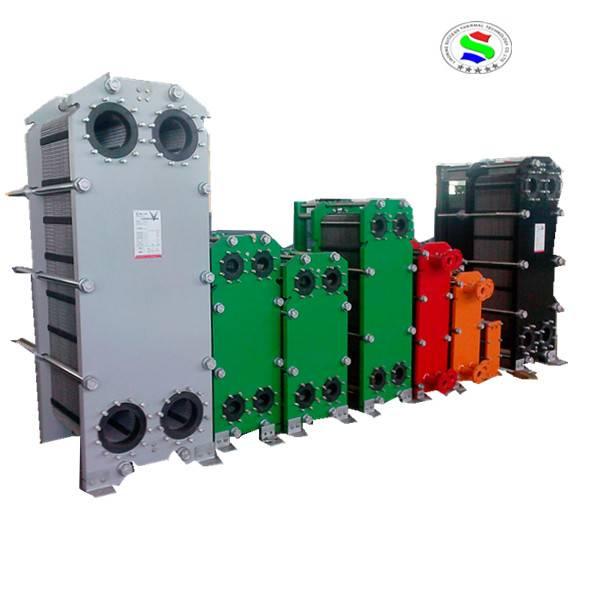 replace alfa laval, gea, sondex,vicarb plate & gasket heat exchanger