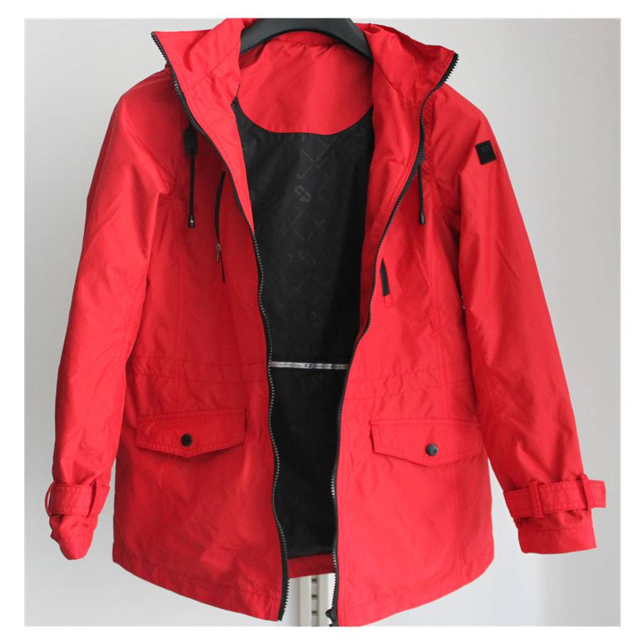 2016 new fashion polyester jacket for women