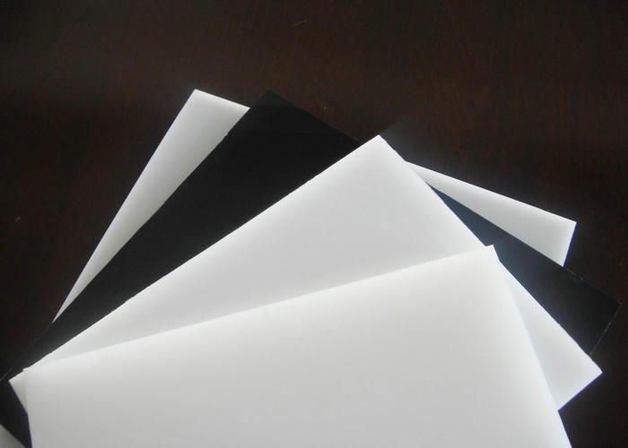 PE Sheet, HDPE Sheet, LDPE Sheet with White, Black Color