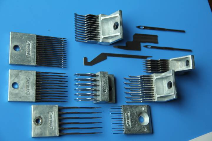 carpet machine parts