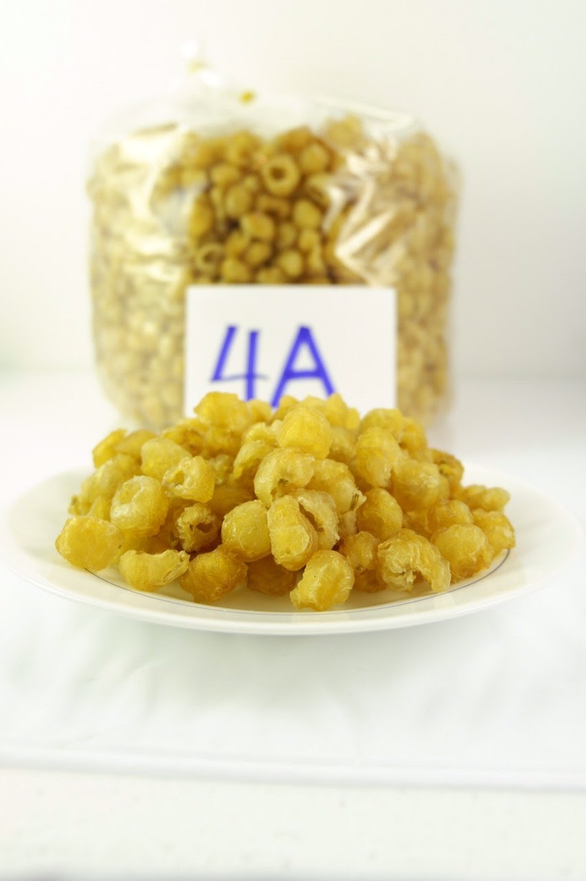 Golden Dried Longan-Product from Thailand