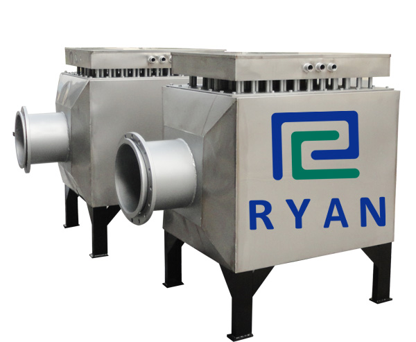 Duct type electric air heater