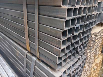 S275JR rectangle square steel tubes price