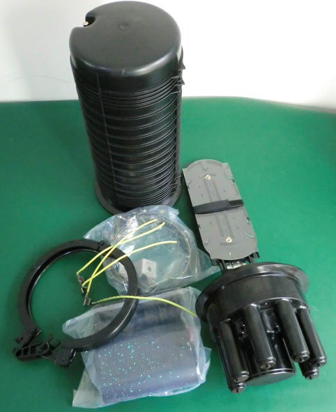 STP019Z-1 Dome Fiber Optical Splice Closure