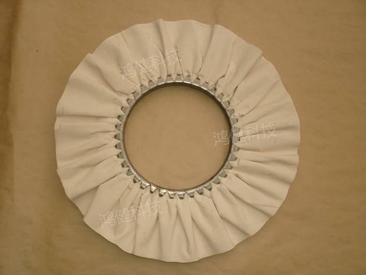 Polishing Cloth Wheel Cloth Buffing Wheel for Gravure Cylinder Polishing Machine