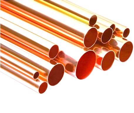 ASTM B88 Copper Straight Tube Hard Drawn