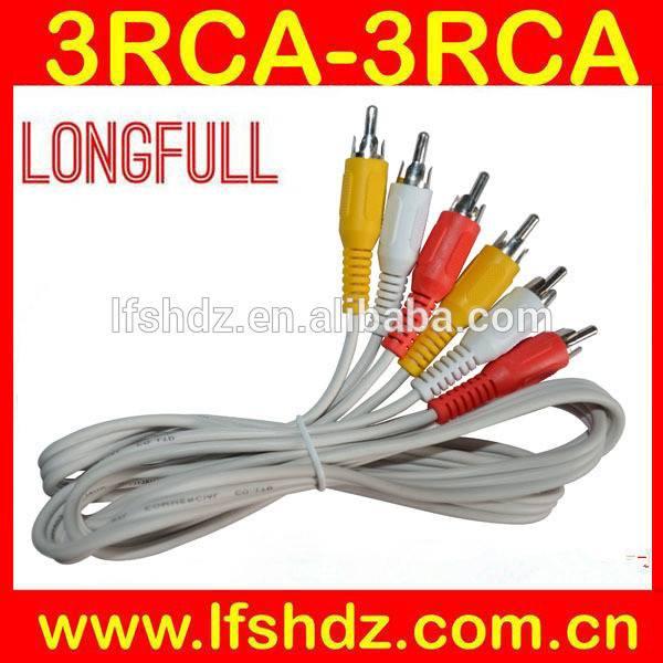 AV cable for Thailand market