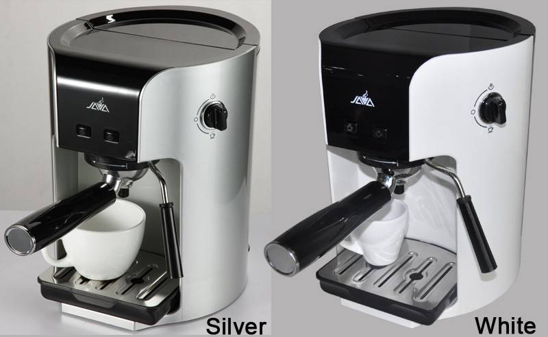 WSD18-050 Semi Automatic JAVA Espresso Coffee Machine saving energy
