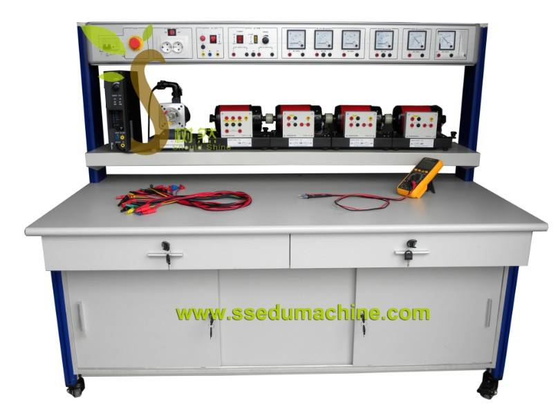 Educational Equipment Didactic Equipment Electrical Machine