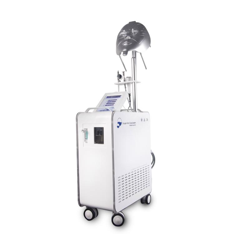 Oxygen jet peel oil facial clean salon beauty equipment device