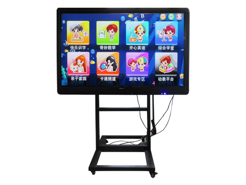 SANMAO 84 Inch High Resolution 3840×2160 LED One Touch Screen Machine with VGA Input