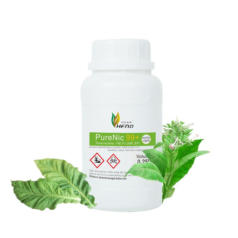 Premium pure nicotie for e-liquid e-juice
