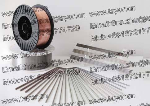 AWS A5.18 ER70S-6 CO2 Gas shielded solid welding wire/welding machine/welding rods