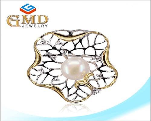 Hot selling silver jewelry brooches wholesale 001BH