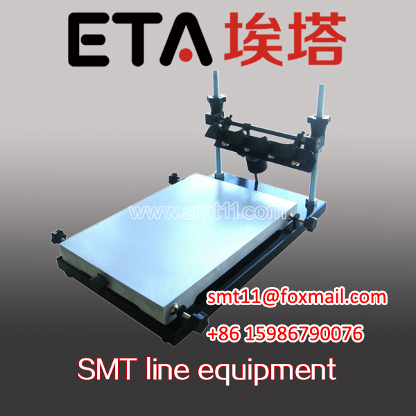 Manual Screen Printer/Manual PCB Printing Machine