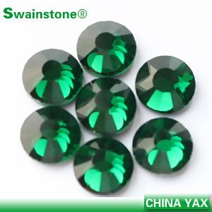 China price crystal hot fix stone;cheap hot fix crystal stone;hot fix stone crystal for garment acce