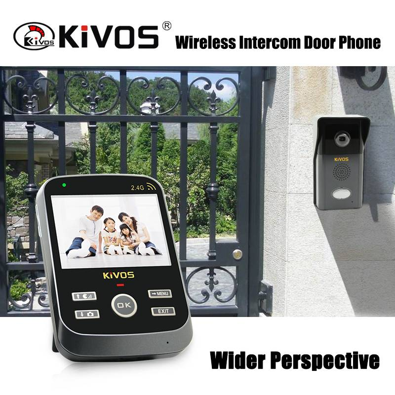 hot sale KDB303 Wireless video door phone