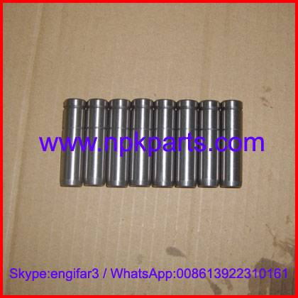 Yanmar 4TNE84 engine valve guide 120130-11860 129150-11810