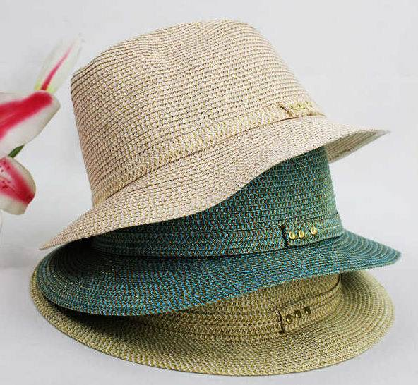 Hot Style Panama Straw Hat / Children Straw Hat