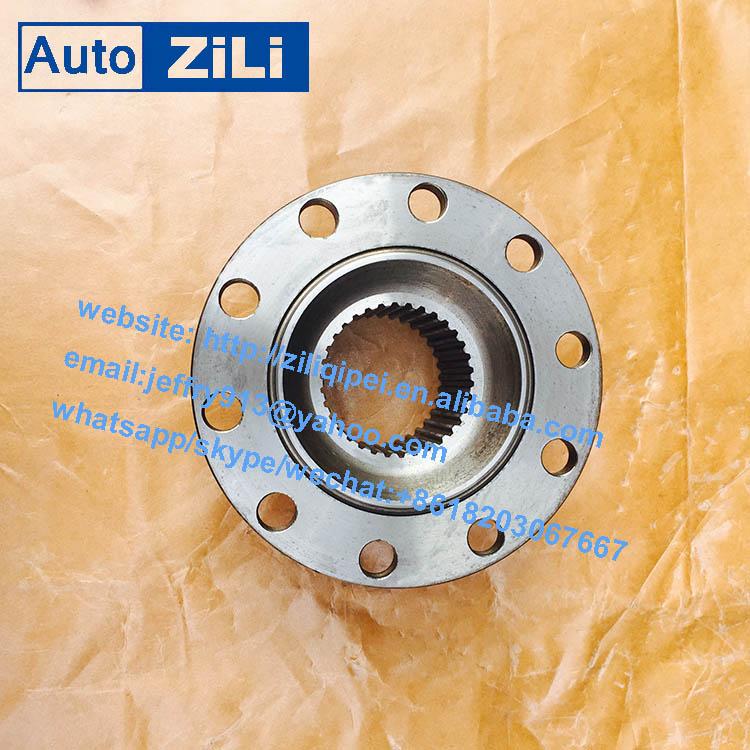 1269338020 high quality BUS QJ705 Transmission parts forging output Flange