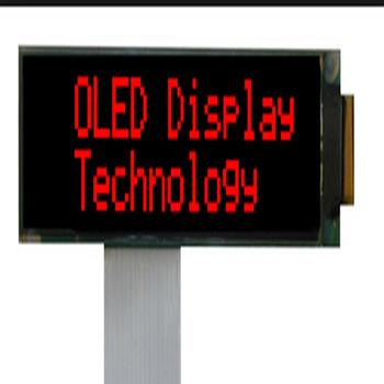 Character OLED Display