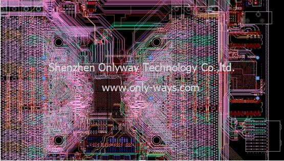 ATG high speed products pcb design,layout