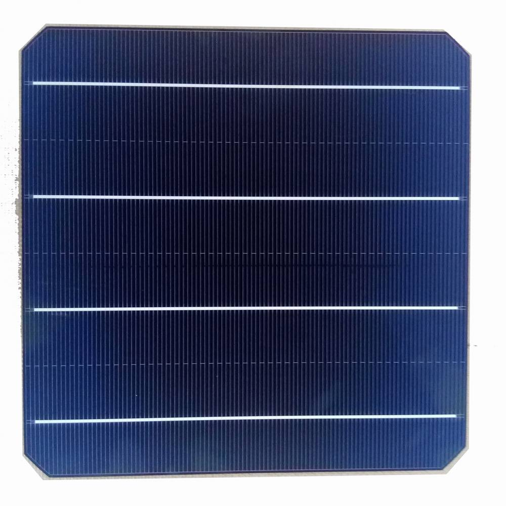 monocrstalline silicon 156*156mm solar cell