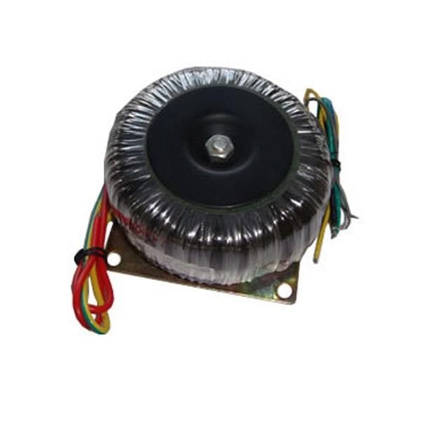 Toroidal transformer for medical use