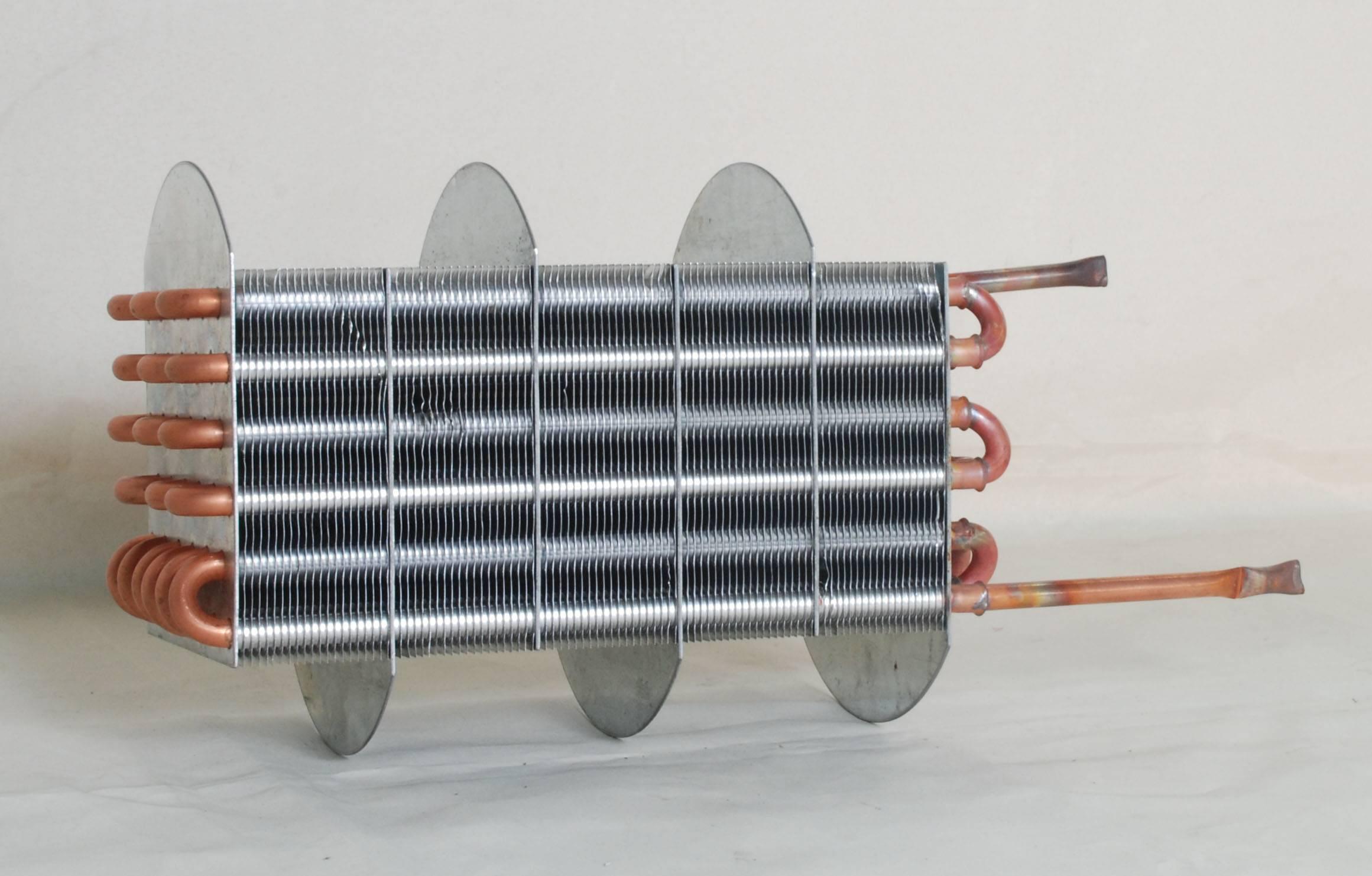 mini refrigeration air cooled condenser