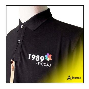 New Fashion, Custom Logo 100% Premium Cotton Polo Shirt