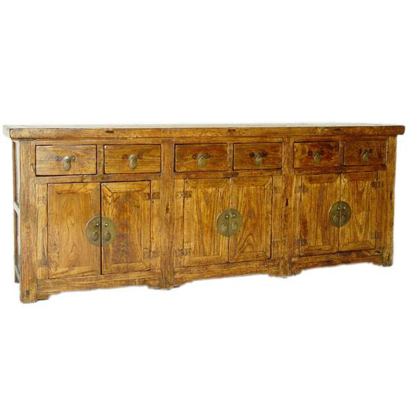 Eastcurio chinese antique shanxi sideboard