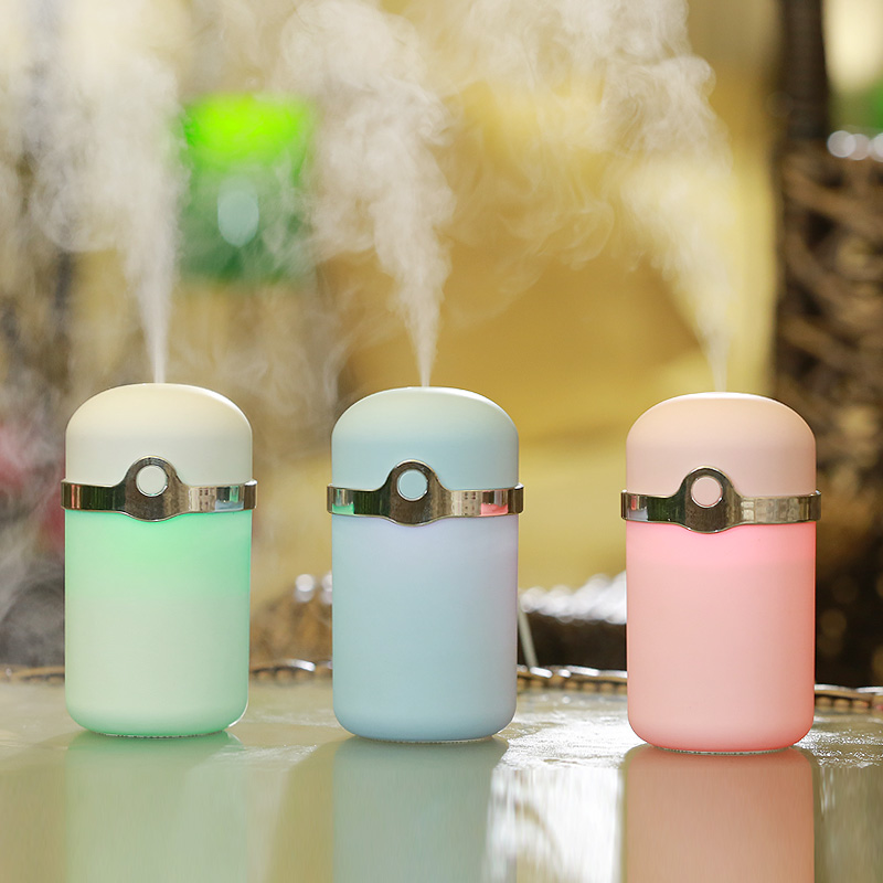 Personal 180ml Mengbao ultrasonic home air humidifier parts manufacturer