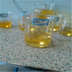 Raw Steroid Powders 150mg/ml Yellow Oil Dromostanolone Propionate Masteron CAS 521-12-0