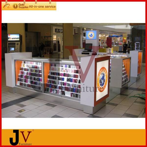 High end modern store fixture design manufacturer china for digital goods